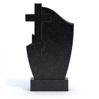 Волна вертикальная с крестом