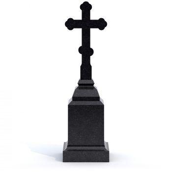 Крест А с фигурным крестом 2