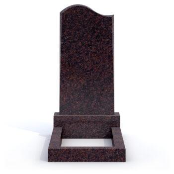 Комплект памятника «Волна с фаской»